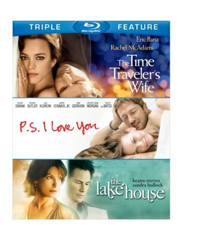 Time Traveler's Wife, The / P. S. I Love You / Lake House, The (BD) (3FE) [Blu-ray] by Warner Home Video