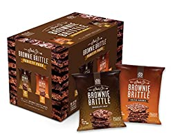 Brownie Brittle Chocolate Chip Variety Pack, 20 Count