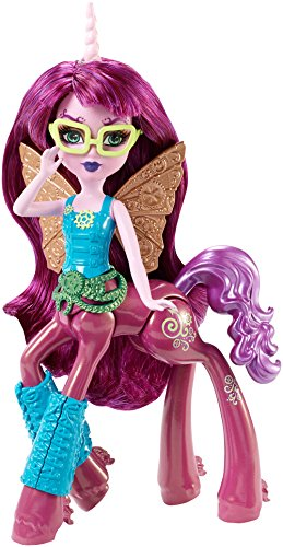 Monster High Fright-Mares Penepole Steamtail Doll - 1