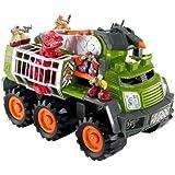 Matchbox Big Boots Dino Adventure Squad Vehicle