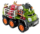Matchbox Big Boots Dino Adventure Squad Vehicle