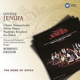 Jenufa, Act Three: Vstante, Pestounko Moja ... (Jenufa/Kostelnicka/Laca)