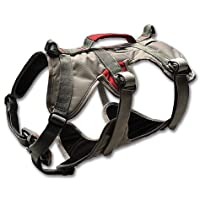 Ruffwear DoubleBack Harness, Graphite Gray from Ruffwear, Inc.