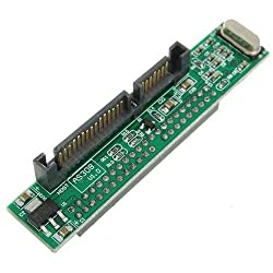 44-Pin IDE Female to 22 Pin Male SATA Adapter