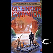 Endymion Audiobook by Dan Simmons Narrated by Victor Bevine