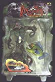 House of the Dead Action Figures: Hierophant with Trident and Mofish