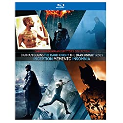Christopher Nolan Collection [Blu-ray]