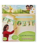 Tinker Bell Jumbo Happy Birthday Banner, Party Supplies