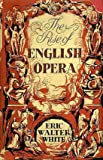 img - for The Rise of English Opera book / textbook / text book