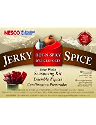 Nesco American Harvest BJH-6 Jerky Spice Works, Hot and Spicy Flavor, 6.9oz box by Nesco