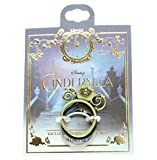 Disney Cinderella Carriage Stackable Rings