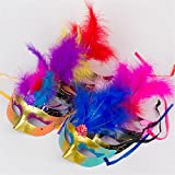 Venetian Costume Masquerade Halloween Party Masks