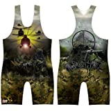 One Shot Wrestling Singlet: Youths and Mens sizes, by 4 Time