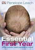 The Essential First Year (1405336846) by Leach, Penelope