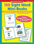 100 Sight Word Mini-Books: Instant Fi...