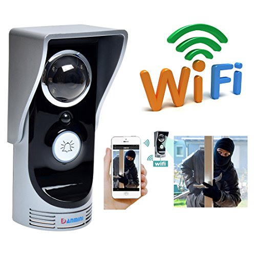 Best Buy! Toguard Smart Wireless WiFi Video Door Phone Monitor Home Security Doorbell Waterproof Mov...