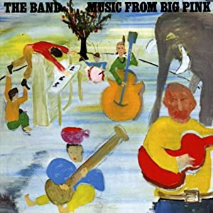 Cover of &quot;Music From Big Pink&quot;
