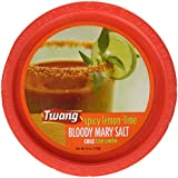 Twang Spicy Lemon Lime Bloody Mary Rimming Salt - 6 oz Tub