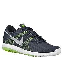 Nike Flex Fury Mens Running Shoes Grey New In Box