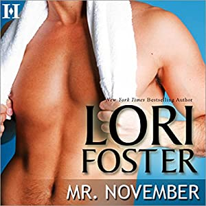 Mr. November Audiobook