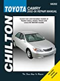 Toyota Camry 2002-2006 (Chilton's Total Car Care Repair Manuals)