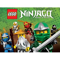 LEGO Ninjago: Masters of Spinjitzu: The Complete First Season