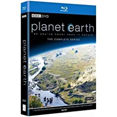 Planet Earth Blu-ray