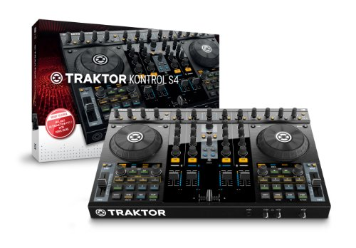 NATIVE+INSTRUMENTS+TRAKTOR+KONTROL+S4