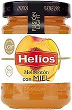 Helios Mermelada Extra Melocotón con Miel - 330 gr