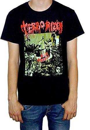 Terrorizer T-shirt (World Downfall) black Small