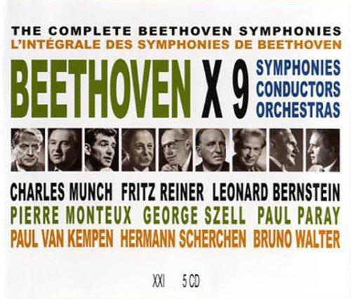 artist - BEETHOVEN X 9 - Zortam Music