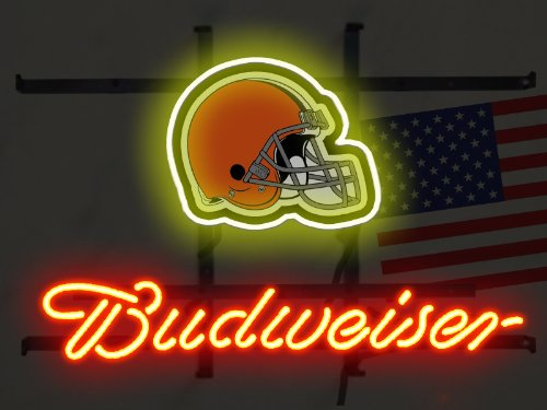 Cleveland Browns Neon Light Browns Neon Sign Neon Browns
