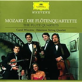 Mozart: Flute Quartet in D, K.285 - 3. Rondeau