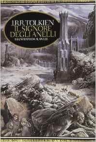 Il signore degli anelli: John R. R. Tolkien, A. Lee: 9788845292613