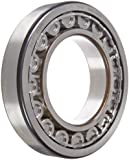 SKF Cylindrical Roller Bearing, Removable Inner Ring, Straight, High Capacity, Steel Cage, Metric