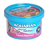Aquarian Advanced Nutrition Tropical Flake Food 13g