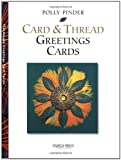 img - for Card and Thread Greetings Cards (Greetings Cards series) book / textbook / text book