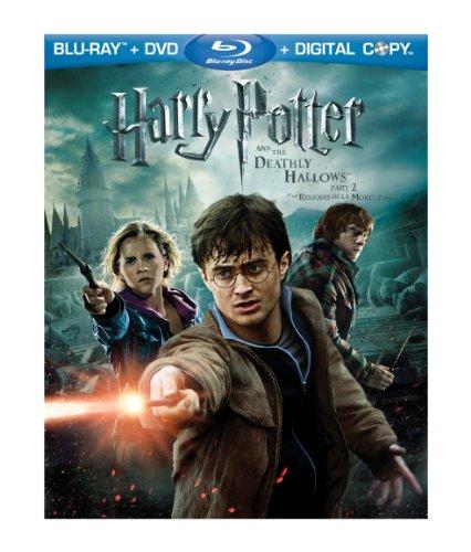 Harry Potter et les Reliques de la mort Partie 2 en Blu-ray