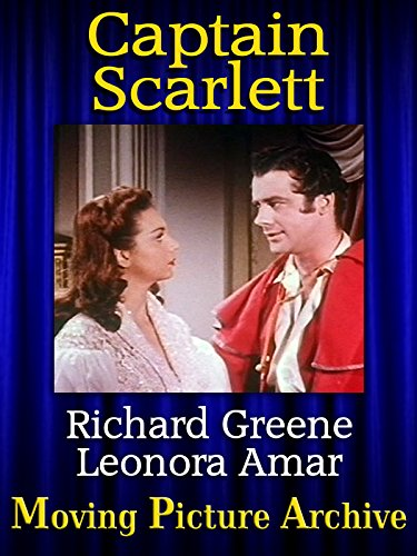 Captain Scarlett - Color - 1953