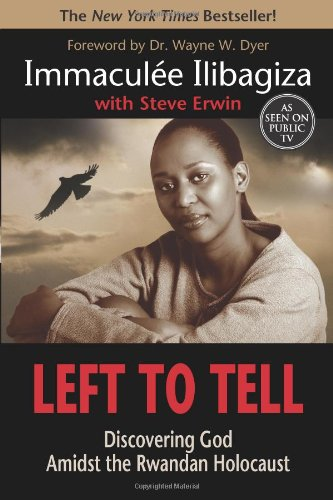 Left To Tell: Discovering God Amidst The Rwandan Holocaust front-635181