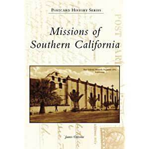 Missions of Southern California (CA) (Postcard History Series)