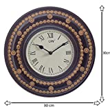 GRV Round Dial Shape Analog Wall clock