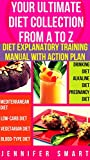 Your Ultimate Diet Collection from A to Z: Diet Explanatory Training Manual with Action Plan