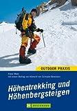 Höhentrekking und Höhenbergsteigen