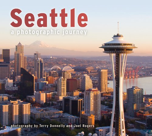 Seattle: A Photographic Journey (Seattle Coffee Table Book compare prices)