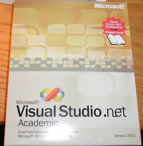 Microsoft Visual Studio.net Academic
