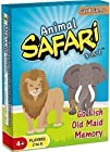 Animal Safari 3-in-1: GO FISH, Old Ma…