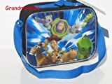 Disney's Toy Story Insulated Lunch Box with Carrying Strap Woody Buzz Bullseye