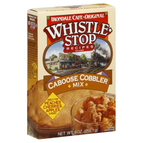Whistlestop Caboose Cobbler Mix, 9-Ounce (Pack Of 6)