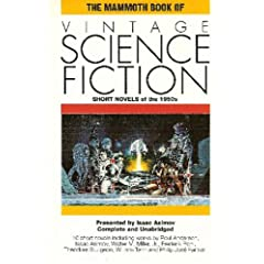 The Mammoth Book of Vintage Science Fiction: Short Novels of the 1950s (The Mammoth Book Series) by Isaac Asimov,&#32;Charles G. Waugh and Martin Greenberg